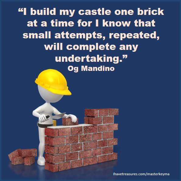 I persist until I succeed!!!